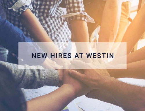 NEW HIRES AT WESTIN