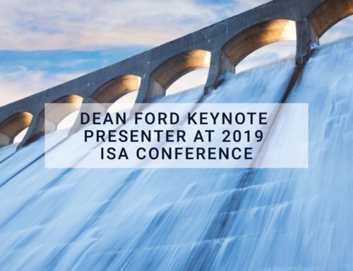 DEAN FORD, ISA ENERGY & WATER CONFERENCE