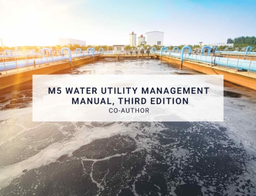 M5 WATER UTILITY MANAGEMENT MANUAL, THIRD EDITION