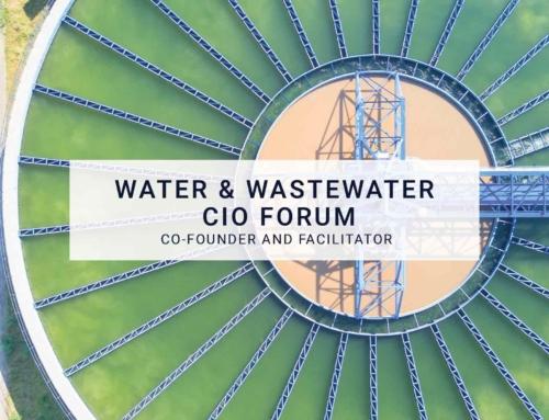 WATER & WASTEWATER CIO FORUM