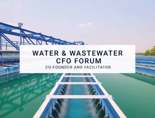 WATER & WASTEWATER CFO FORUM