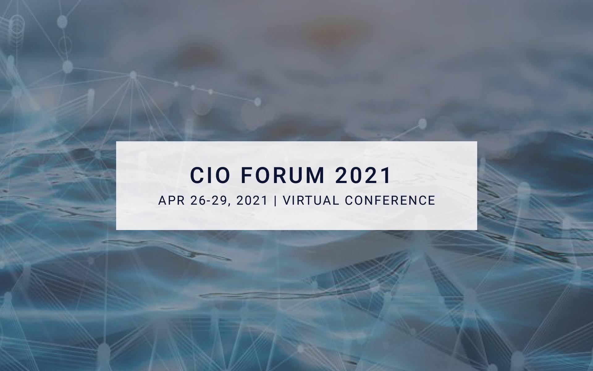 CIO Forum 2020 | Westin Technology Solutions